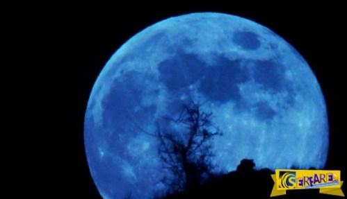 Μπλε πανσέληνος αύριο: Η εξήγηση του φαινομένου σε ένα βίντεο της NASA
