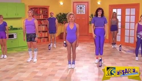 ΕΛΕΟΣ! Αυτή είναι η πιο ντροπιαστική γυμναστική που έχετε δει ποτέ!