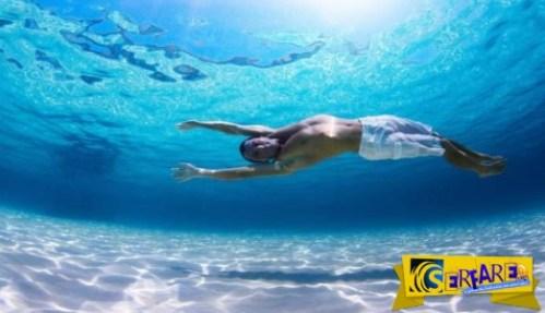 Επιστήμονες δημιούργησαν κρυστάλλους για να αναπνέουμε κάτω από το νερό!
