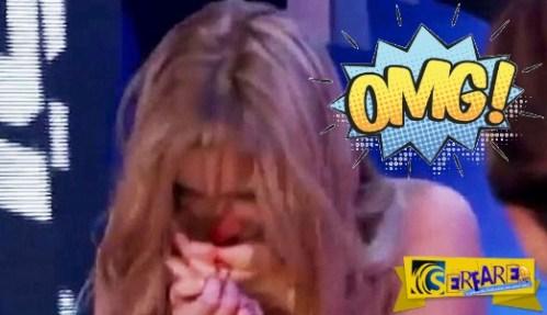 Έσπασε την μύτη της σε ριάλιτι – Και όμως… συνέχισε να χορεύει!