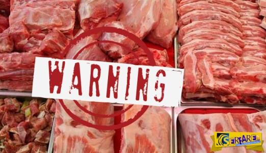 Νέο διατροφικό σκάνδαλο στην ΕΕ: Το κρέας που τρώμε είναι…