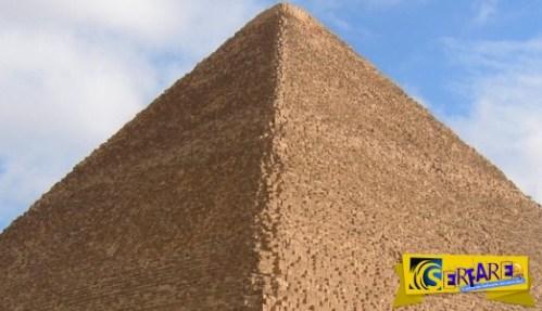 Κάτι πολύ «μυστήριο» κρύβεται πίσω από τα τείχη της Πυραμίδας – Τι αποκάλυψαν οι θερμικές κάμερες!