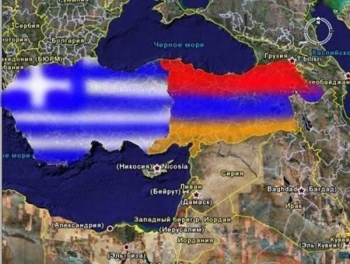 Το μένος των Ρώσων για την Τουρκία σε έναν χάρτη που σαρώνει στα social media