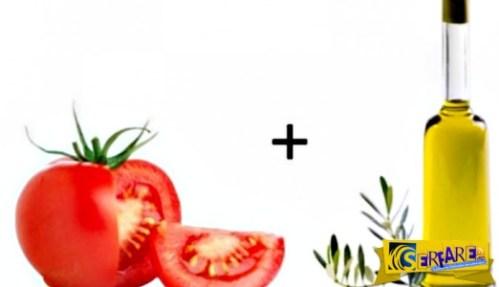 Ντομάτα και ελαιόλαδο: Γιατί ο συνδυασμός είναι ευεργετικός για την υγεία!