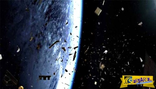 H ρύπανση που προκαλεί το ανθρώπινο είδος έχει ξεπεράσει τα όρια της Γης! – Δείτε τα διαστημικά σκουπίδια!