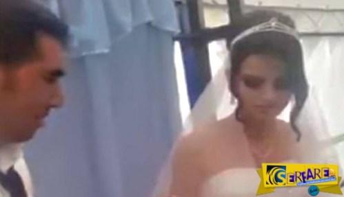 Μουσουλμάνος γαμπρός χτυπάει την νύφη στο γλέντι του γάμου! Δείτε πόσο σέβονται τις γυναίκες στο Ισλάμ!
