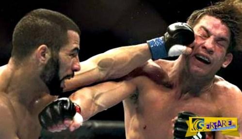 Όταν οι αθλητές του UFC χάνουν τον έλεγχο συμβαίνουν πολύ άσχημα πράγματα!