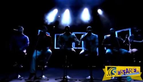 Άρχισαν να τραγουδούν το Hotel California και αυτό που ακούγεται ΔΕΝ είναι μουσικά όργανα!