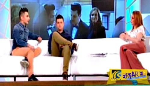 Το πρώτο ζευγάρι ομοφυλοφίλων που «παντρεύτηκε» στην Κύπρο!