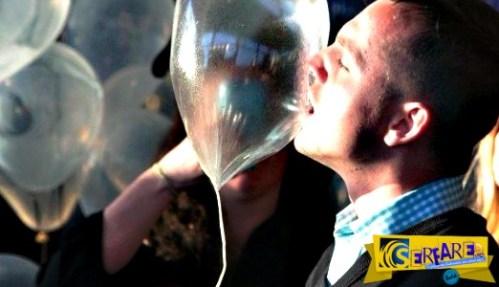 Σαρώνει το μπαλόνι… που τρώγεται, σε κορυφαίο εστιατόριο του Σικάγο
