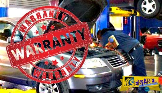 Δεν χάνουν την εγγύηση όσοι πάνε το αυτοκίνητό τους σε ανεξάρτητα συνεργεία – Με μία προϋπόθεση …