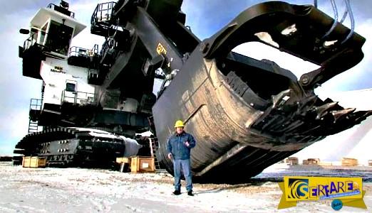 Τα επτά πιο «γιγαντιαία» οχήματα που κατασκευάστηκαν ποτέ!