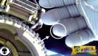 Νέα σενάρια συνωμοσίας απο την NASA: Αστροναύτης κρύβει με το χέρι του μυστηριώδες φως!