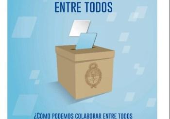 Todo lo que hay que saber para votar, ser fiscal o autoridad de mesa