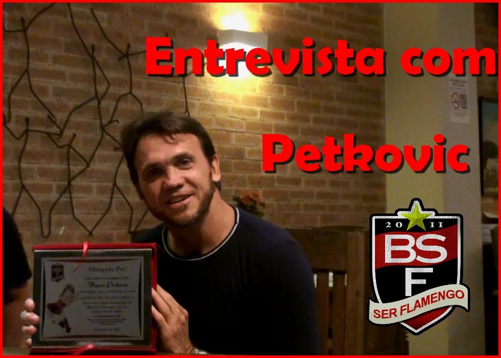 Entrevista com Petkovic