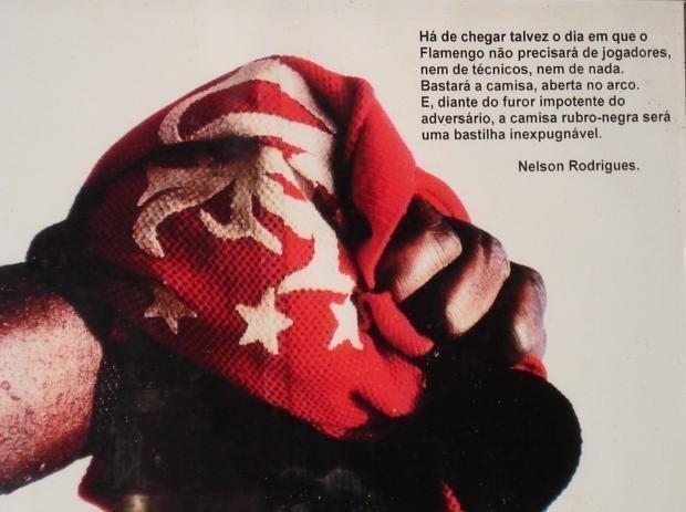 Uniformes do Flamengo ao longo do tempo