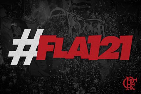 Programação do aniversário de 121 anos do Flamengo