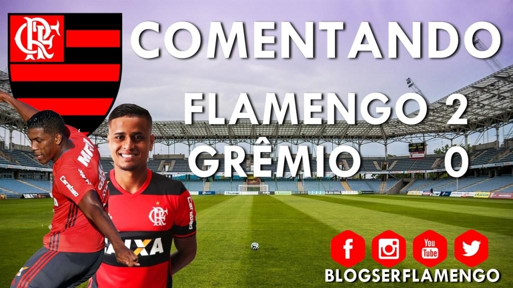 COMENTANDO_FLAMENGO_GREMIO