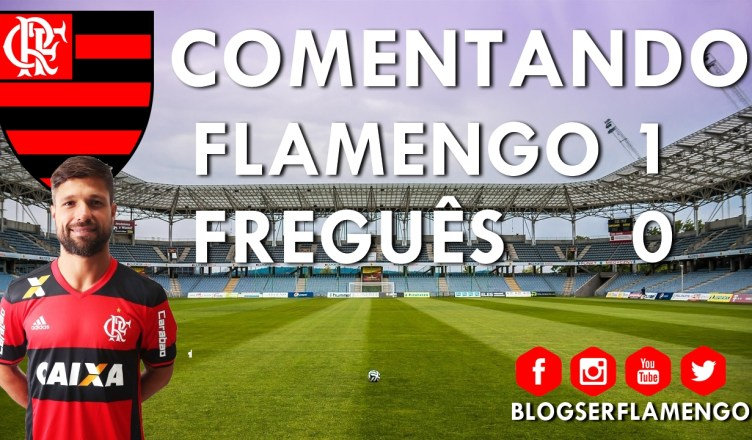 cdfba4d73ddf1 Flamengo 1 x 0 Vasco - Campeonato Carioca - Blog Ser Flamengo