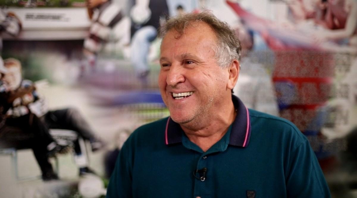 Zico diz que vaidade dos dirigentes prejudicou a Copa União de 87