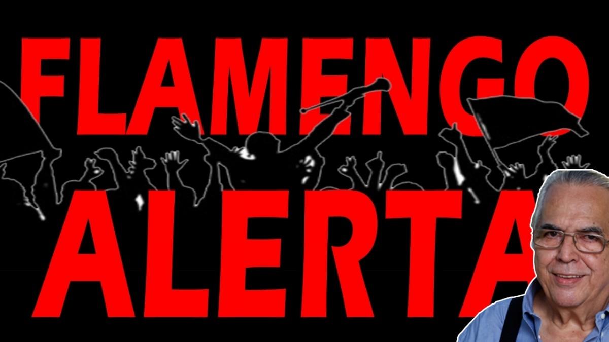 FLAMENGO ALERTA: RESPONDENDO EURICO MIRANDA / DESPACITO DO BOTAFOGO