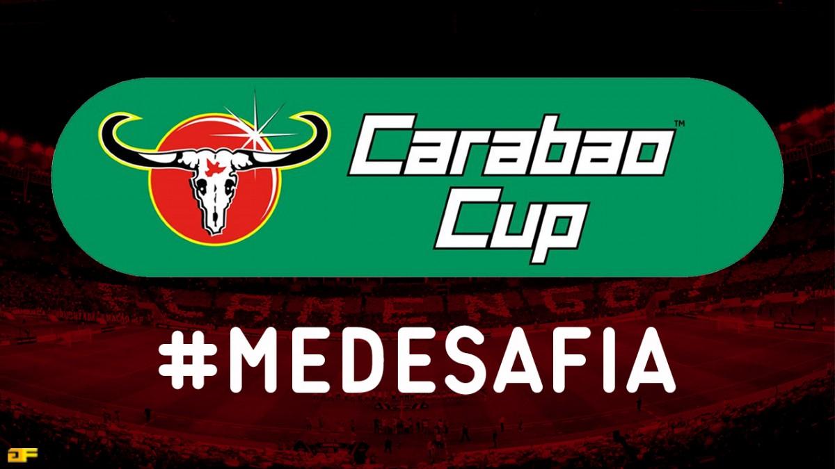 Copa Carabao - #MeDesafia - Jogo 1