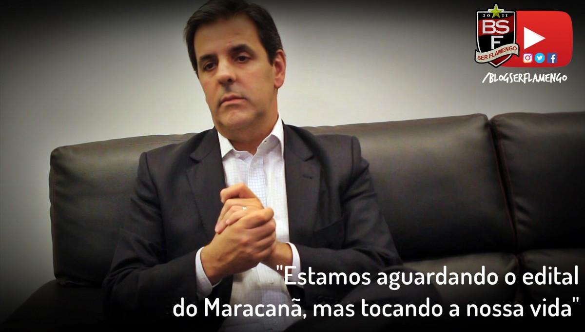 Papo com Alexandre Wrobel - VP de Patrimônio - Pt. 2 - Maracanã, estádio próprio e eleição 2018