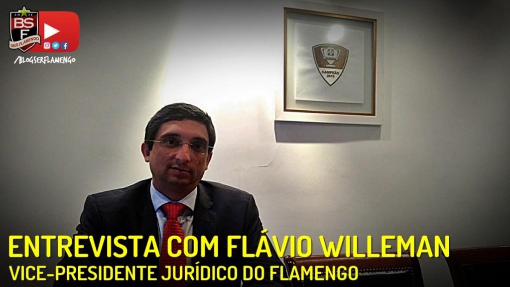 Papo com Flávio Willeman - VP Jurídico do Flamengo PT. 1: Bacen, Ato trabalhista, Zeca e 1987 na FIFA