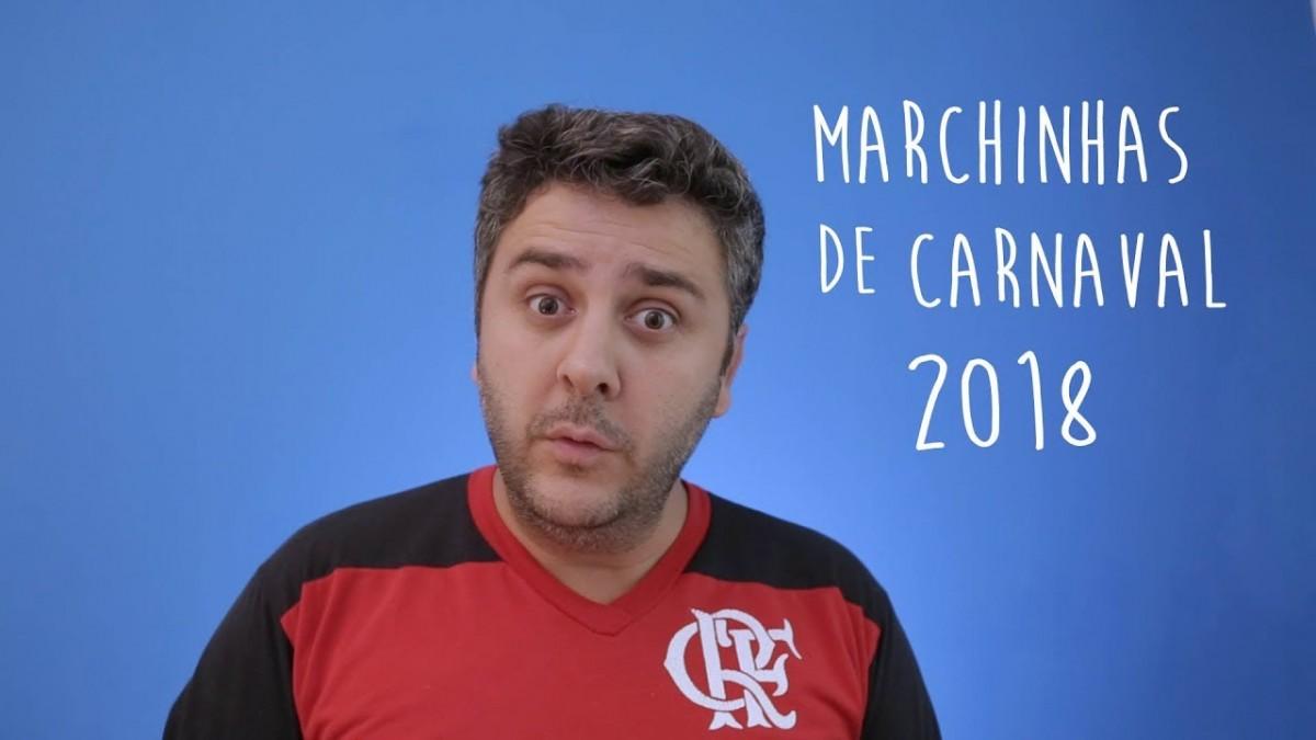 Marchinhas de carnaval - 2018