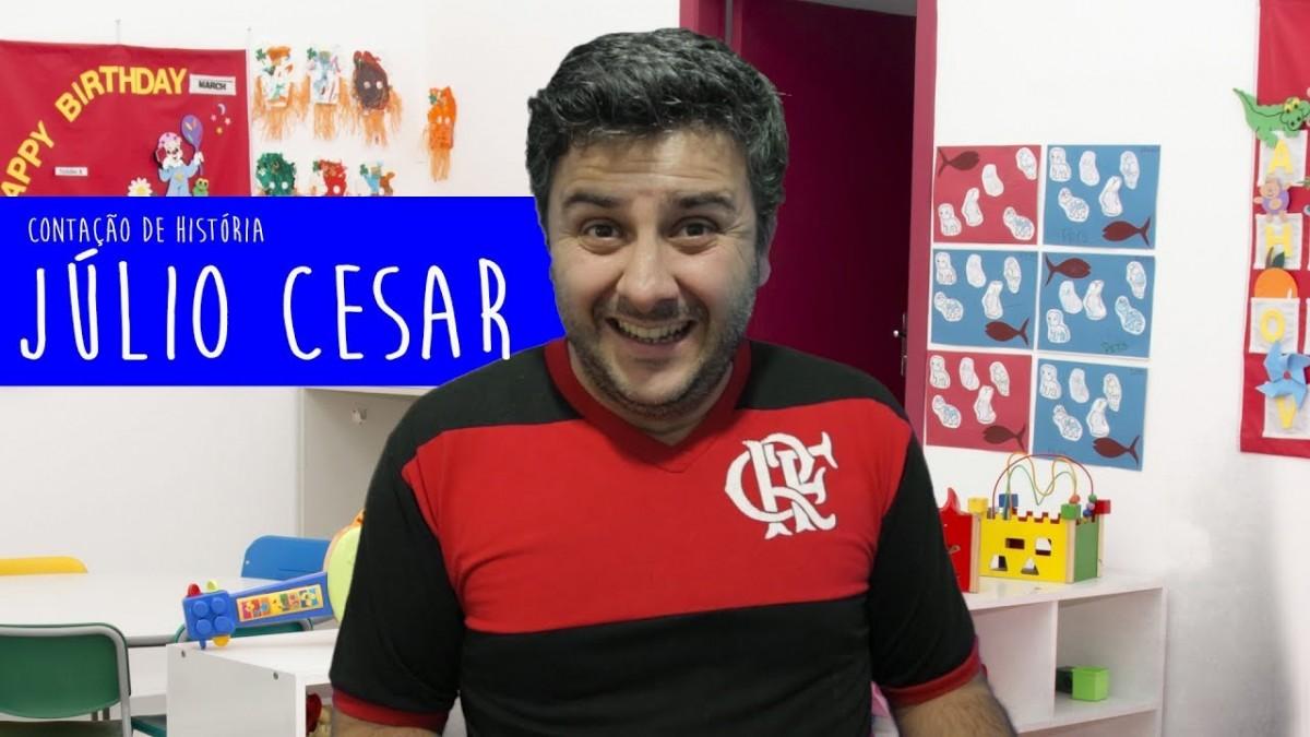 Contação de História - Julio Cesar