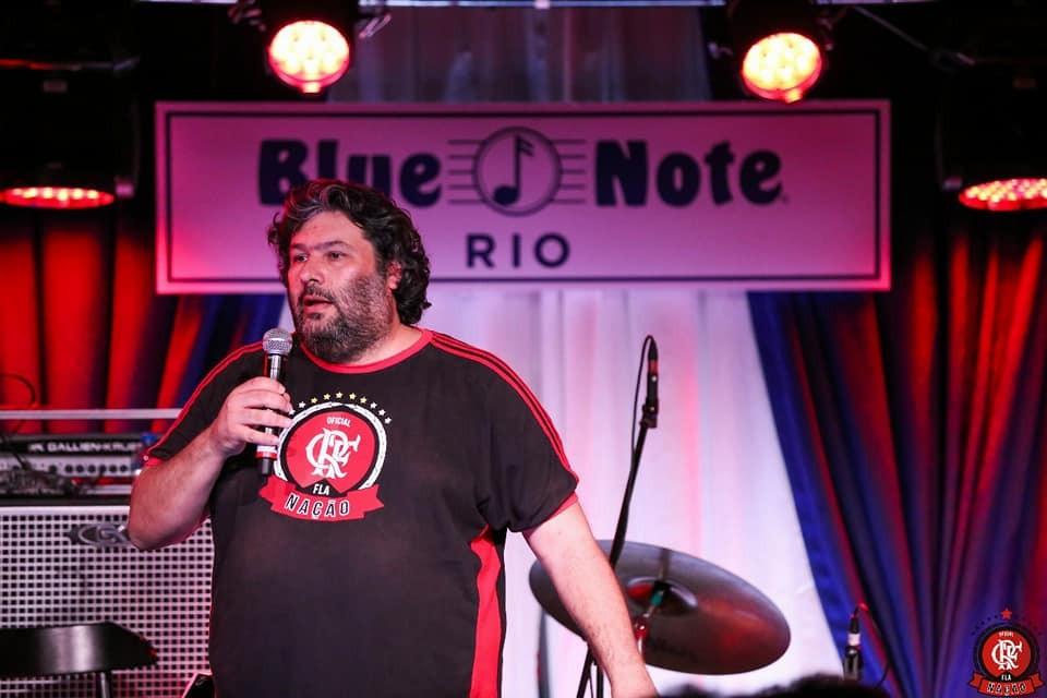 Em noite de gala, foi lançado o projeto Canto do Urubu, exaltação musical ao Flamengo