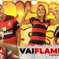 """Vai Flamengo - (Paródia """"Vai Malandra"""" - Anitta). Ft. Nivinha & Reikrauss"""