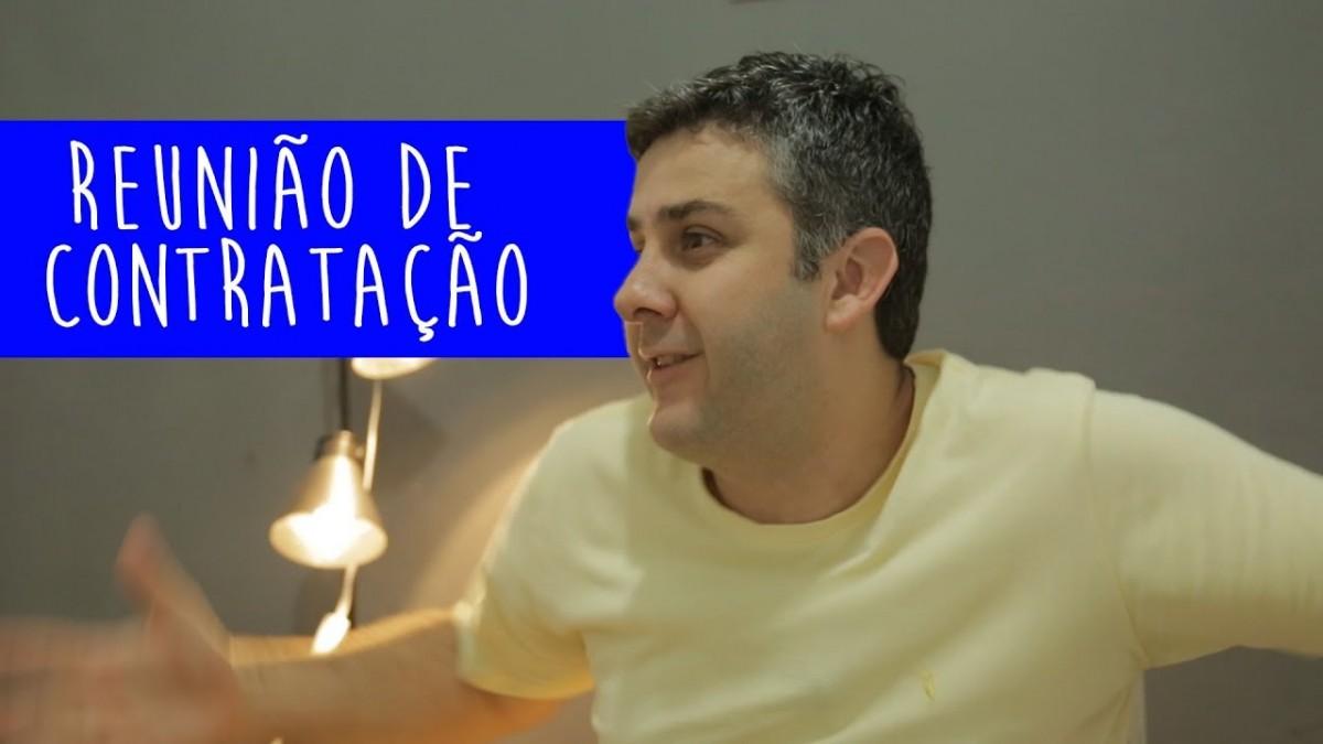 Reunião de contratação no Flamengo