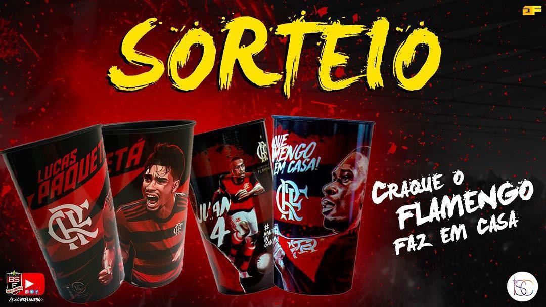 Promoção! Sorteio de copos do Paquetá e do Juan