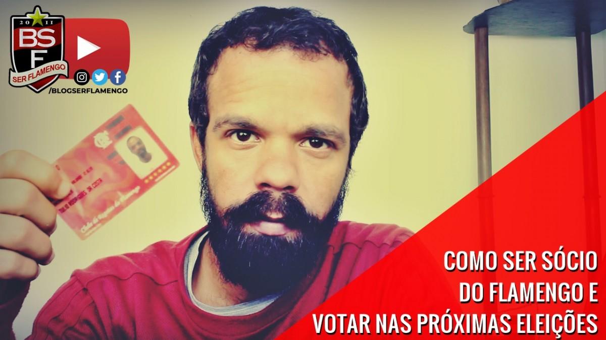 Política Flamenga #12 Como ser sócio do Flamengo e votar nas próximas eleições