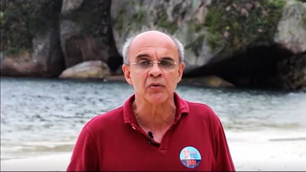 Após usar o Flamengo em campanha, o presidente Eduardo Bandeira de Mello não se elege deputado