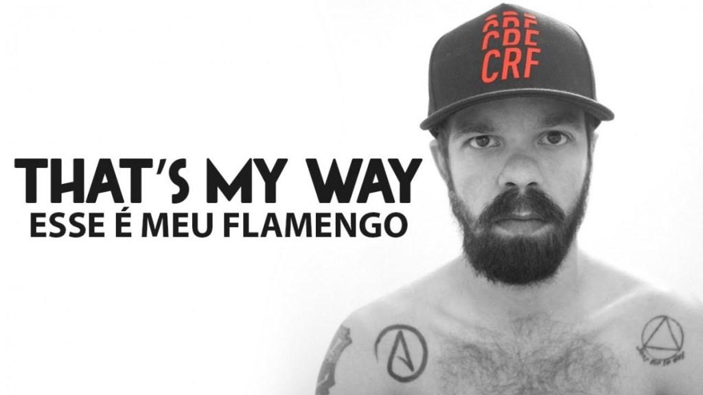 ESSE É MEU FLAMENGO I PARÓDIA EDI ROCK E SEU JORGE - THAT'S MY WAY [Official Video]