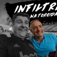 DEU RUIM? TORCEDOR DO AVAÍ INFILTRADO NO MARACANÃ