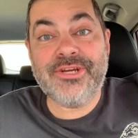 """Paparazzo Rubro-Negro revela conflito com jornalista: """"Ele nunca deu créditos pra mim"""""""