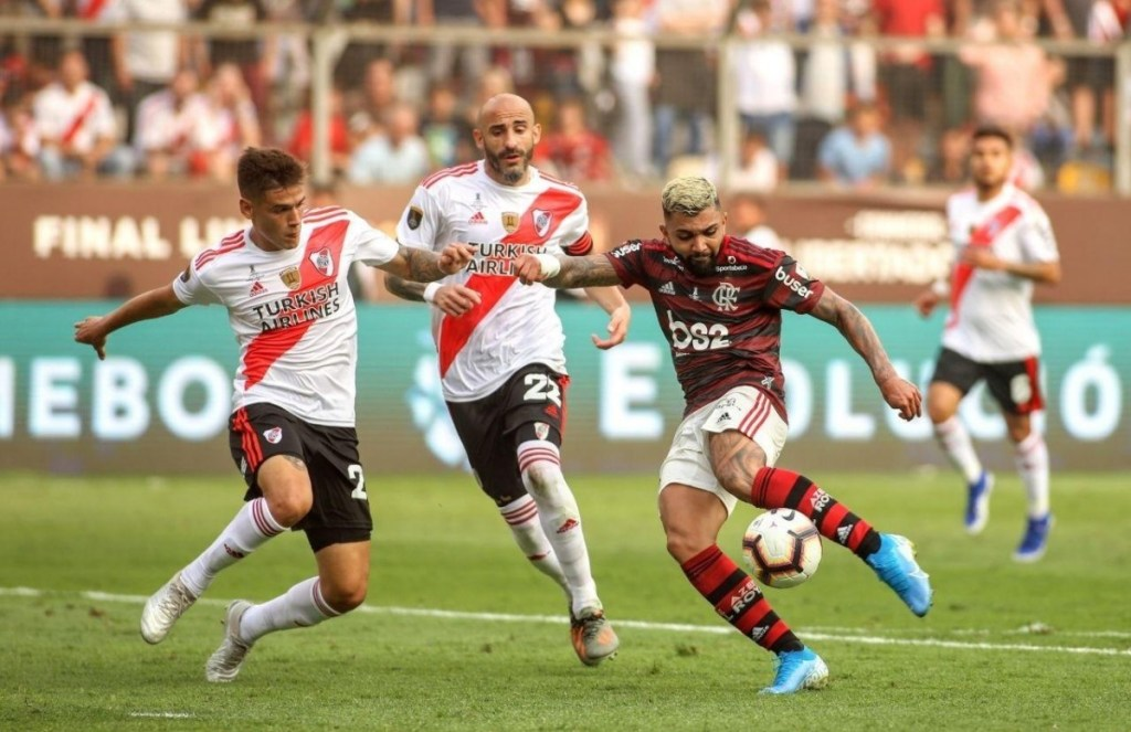 Confira o teaser da nova série sobre o título da Libertadores de 2019