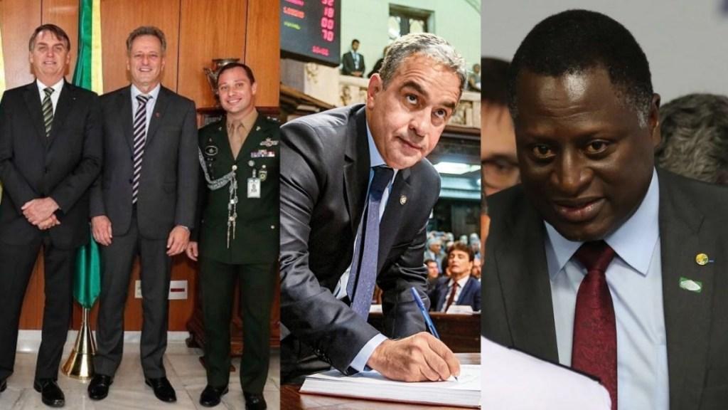 Flamengo concede título honorário a ministro e chefe de Gabinete de Bolsonaro; deputado investigado por 'rachadinha' também é agraciado