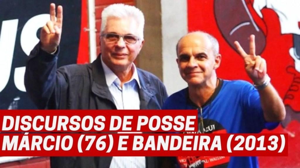 LIVRO TRAZ DISCURSOS HISTÓRICOS NAS POSSES DE MÁRCIO BRAGA EM 1977 E DE BANDEIRA DE MELLO EM 2013
