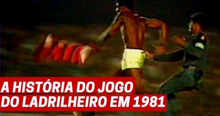 """LIVRO-CALENDÁRIO SOBRE O FLAMENGO TRAZ A ÉPICA HISTÓRIA DO """"JOGO DO LADRILHEIRO"""" DE 1981"""