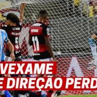 Mais um vexame na Libertadores. Rogério Ceni não é técnico para o atual Flamengo
