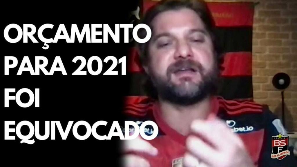 PREVISÃO DE RECEITA COM BILHETERIA EM 2021 I #EleiçõesFla2021