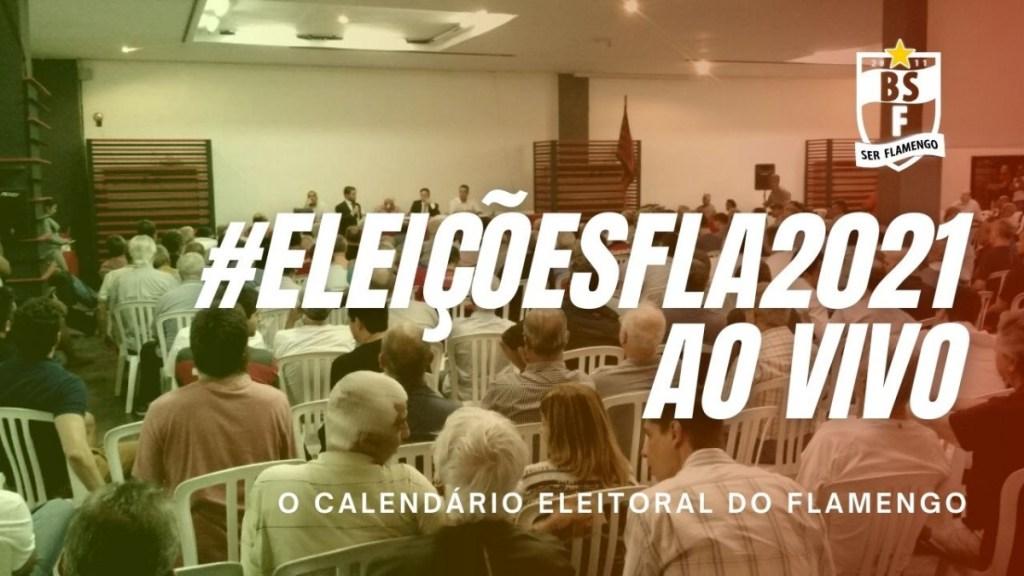 #ELEIÇÕESFLA2021: O CALENDÁRIO ELEITORAL DO FLAMENGO E BANDEIRA CONSEGUE SUSPENSÃO DE PUNIÇÃO