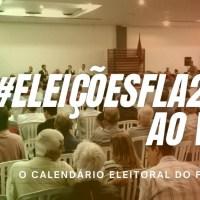#ELEIÇÕESFLA2021: O calendário eleitoral do Flamengo e Bandeira de Mello consegue suspensão de punição