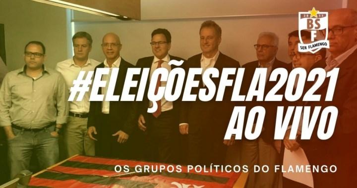 #ELEIÇÕESFLA2021: Como os grupos políticos do Flamengo estão se posicionando no início do processo eleitoral