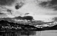 Dunoon from the ferry