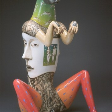 """Instinct,"" 2000. Collection of Carnegie Museum of Art."